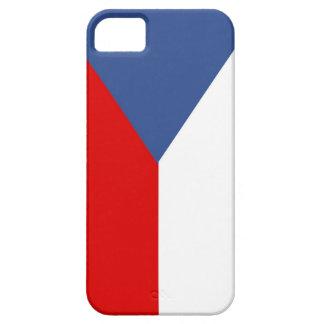 czech republic country long flag nation symbol iPhone SE/5/5s case