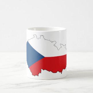 Czech Republic CZ Coffee Mug