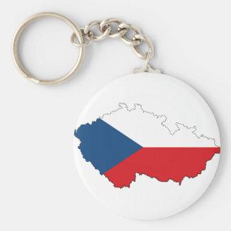 Czech Republic CZ Keychain