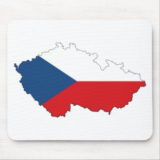 Czech Republic CZ Mouse Pad