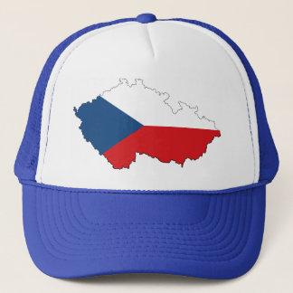 Czech Republic CZ Trucker Hat