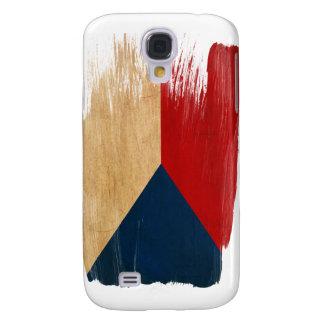 Czech Republic Flag Galaxy S4 Cover