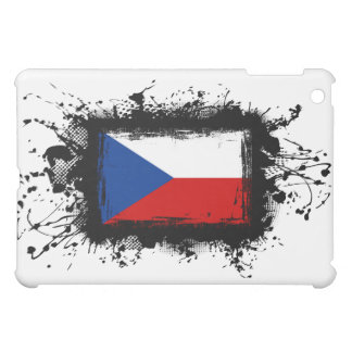 Czech Republic Flag Case For The iPad Mini