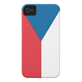 Czech Republic Flag iPhone 4 Cover