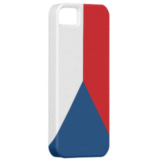 Czech Republic Flag iPhone 5 Cases