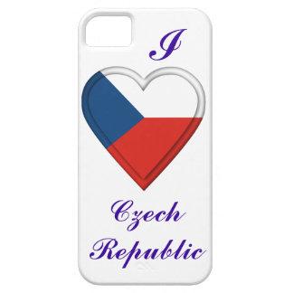 Czech Republic Flag iPhone 5 Cover