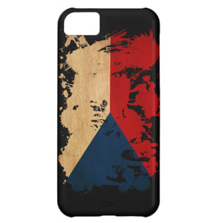 Czech Republic Flag iPhone 5C Case