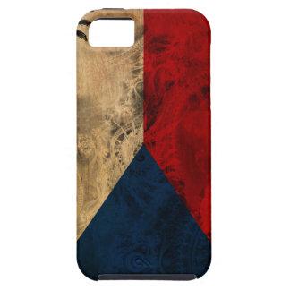 Czech Republic Flag iPhone SE/5/5s Case
