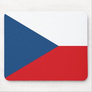 Czech Republic Flag Mouse Pad
