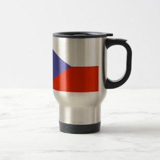 Czech Republic Flag Mugs