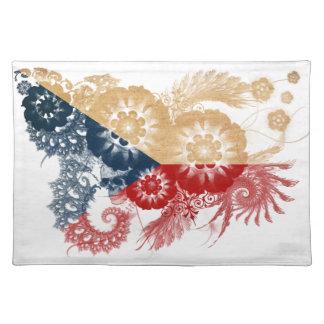 Czech Republic Flag Placemat