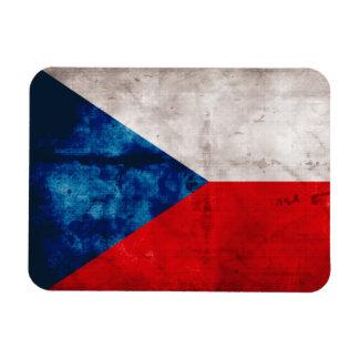 Czech Republic Flag Vinyl Magnets