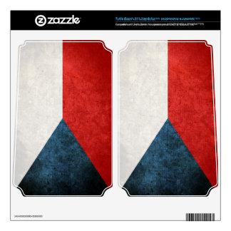 Czech Republic Flag; Turtle Beach X41 Skin
