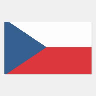 Czech Republic Flag Stickers*
