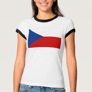Czech Republic Flag Tee Shirt