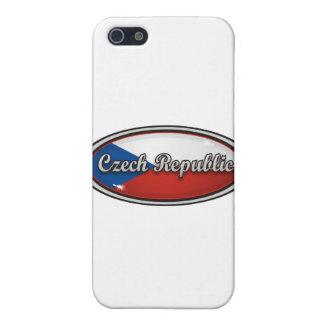 Czech Republic iPhone 5 Case