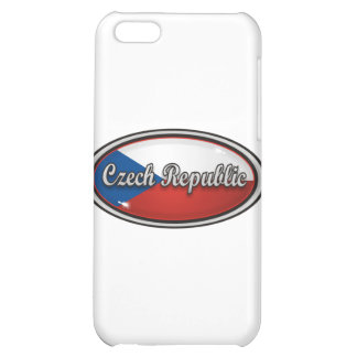 Czech Republic iPhone 5C Cases