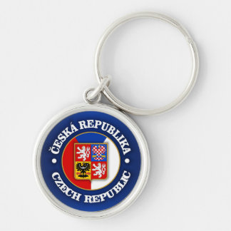 Czech Republic Keychain