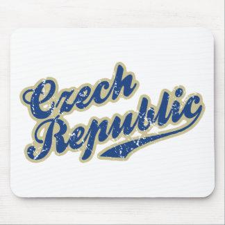 Czech  Republic Mouse Pad