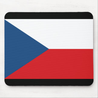 czech republic mouse pad