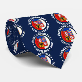 Czech Republic Neck Tie