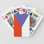 Czech Republic Playing Cards Bicycle Playing Cards