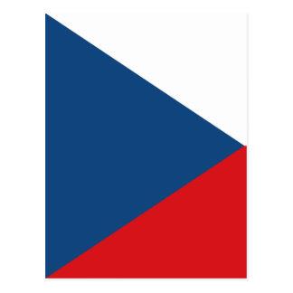 czech republic postcard