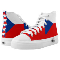 Czech Republic Printed Shoes