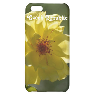 Czech Republic Roses Cover For iPhone 5C