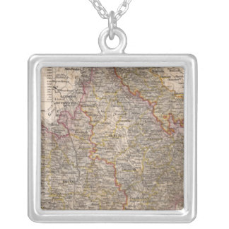 Czech Republic Silver Plated Necklace