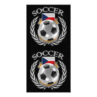 Czech Republic Soccer 2016 Fan Gear Card