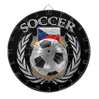 Czech Republic Soccer 2016 Fan Gear Dart Board