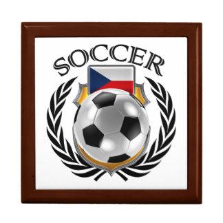 Czech Republic Soccer 2016 Fan Gear Gift Box