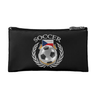 Czech Republic Soccer 2016 Fan Gear Makeup Bag