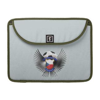 Czech Republic Soccer Champions Sleeve For MacBooks