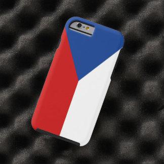 Czech Republic Tough iPhone 6 Case