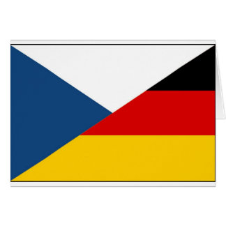 czechgermany card