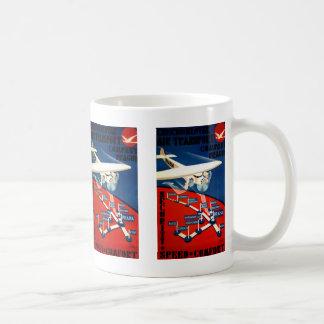 Czechoslovak Air Transport Coffee Mug
