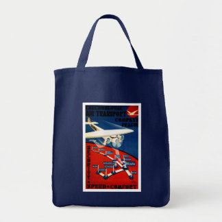 Czechoslovak Air Transport Tote Bag