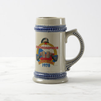 Czechoslovakia Spring Break 1978 Mug