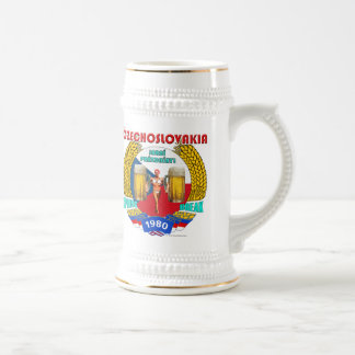 Czechoslovakia Spring Break 1980 Mug