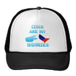 Czechs are my Homies Hats