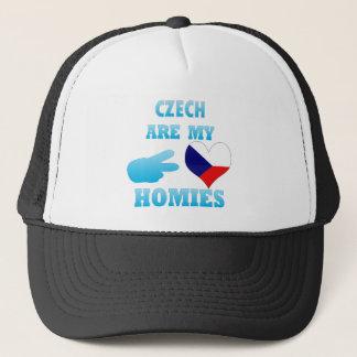 Czechs are my Homies Trucker Hat