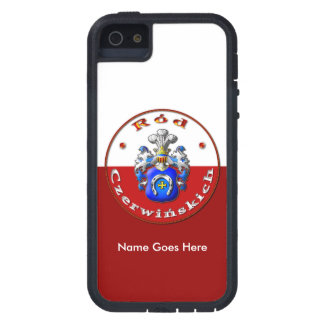 Czerwińskich Family Crest Case-Mate iPhone 5/5S Cs iPhone 5 Cover