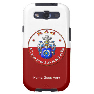 Czerwińskich Family Crest Galaxy S3 Tough Case Galaxy S3 Case