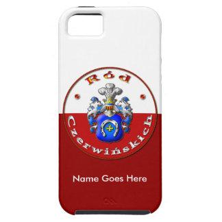 Czerwińskich Family Crest Tough iPhone 5/5S Case