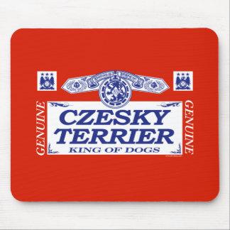 Czesky Terrier Mouse Pad