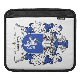 Czirson Family Crest iPad Sleeve