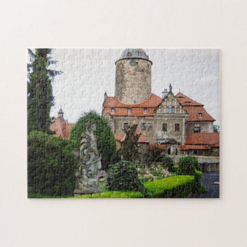 Czocha Castle in Poland Jigsaw Puzzles