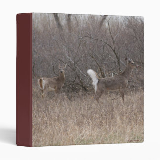 D0001 White-tailed Deer Binder